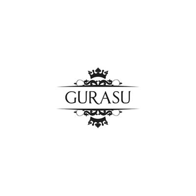 Gurasu crystal logo