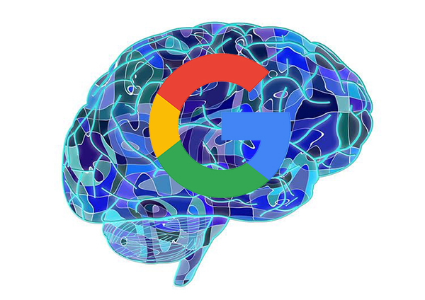 Google logo for RankBrain
