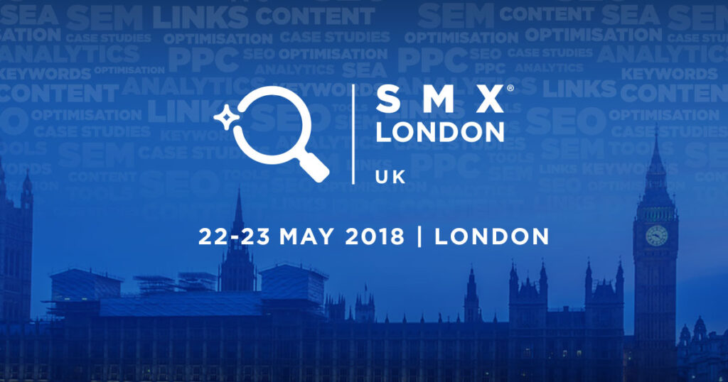 SMX London 2018